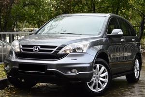 Авто Honda CR-V, 2010 года выпуска, цена 1 060 000 руб., Новосибирск