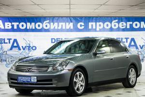 Авто Infiniti G-Series, 2005 года выпуска, цена 430 000 руб., Москва