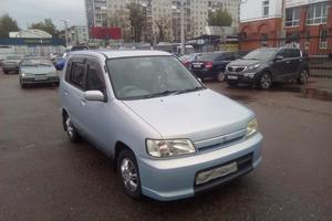 Автомобиль Nissan Cube, хорошее состояние, 2001 года выпуска, цена 155 000 руб., Брянск