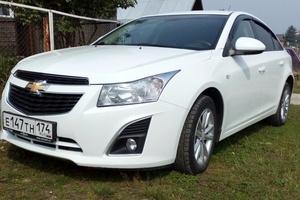 Автомобиль Chevrolet Cruze, отличное состояние, 2013 года выпуска, цена 530 000 руб., Челябинск