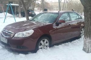 Подержанный автомобиль Chevrolet Epica, отличное состояние, 2007 года выпуска, цена 409 999 руб., Челябинск