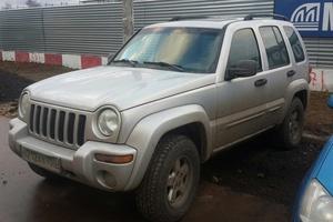Автомобиль Jeep Liberty, хорошее состояние, 2002 года выпуска, цена 339 000 руб., Воткинск