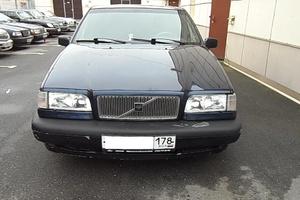 Автомобиль Volvo 850, хорошее состояние, 1995 года выпуска, цена 199 999 руб., Санкт-Петербург