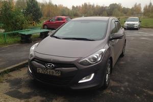 Подержанный автомобиль Hyundai i30, хорошее состояние, 2013 года выпуска, цена 655 000 руб., Павловский Посад