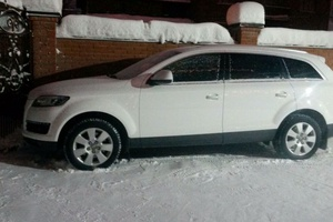 Подержанный автомобиль Audi Q7, отличное состояние, 2011 года выпуска, цена 1 600 000 руб., Казань