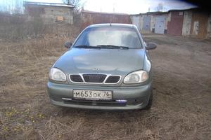 Автомобиль ЗАЗ Sens, хорошее состояние, 2007 года выпуска, цена 120 000 руб., Рыбинск