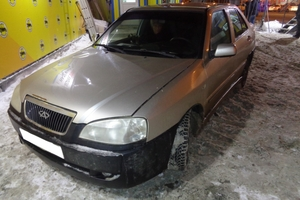 Авто Chery Amulet, 2007 года выпуска, цена 90 000 руб., Самара