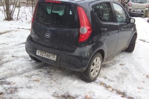 Автомобиль Opel Agila, отличное состояние, 2008 года выпуска, цена 280 000 руб., Казань