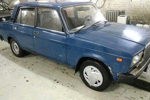 Подержанный автомобиль ВАЗ (Lada) 2107, хорошее состояние, 2004 года выпуска, цена 45 000 руб., Челябинск