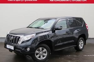 Авто Toyota Land Cruiser Prado, 2014 года выпуска, цена 1 792 704 руб., Москва