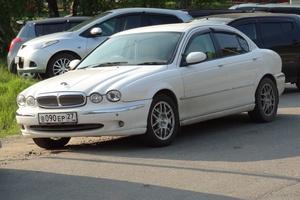 Автомобиль Jaguar X-Type, хорошее состояние, 2006 года выпуска, цена 495 000 руб., Хабаровск