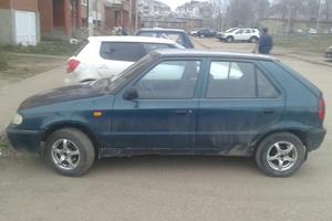 Автомобиль Skoda Felicia, хорошее состояние, 1998 года выпуска, цена 65 000 руб., Сыктывкар
