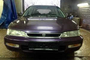 Автомобиль Honda Accord, хорошее состояние, 1998 года выпуска, цена 165 000 руб., Черноголовка