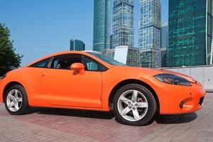 Автомобиль Mitsubishi Eclipse, отличное состояние, 2006 года выпуска, цена 750 000 руб., Москва
