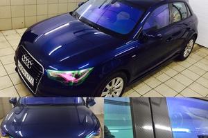 Подержанный автомобиль Audi A1, отличное состояние, 2012 года выпуска, цена 711 000 руб., Москва