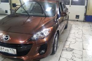 Подержанный автомобиль Mazda 3, отличное состояние, 2012 года выпуска, цена 700 000 руб., республика Татарстан