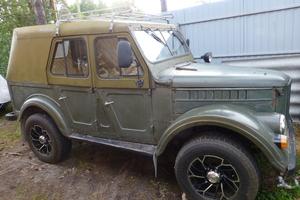Автомобиль ГАЗ 69, отличное состояние, 1971 года выпуска, цена 170 000 руб., Калининград