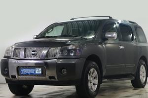 Авто Nissan Armada, 2004 года выпуска, цена 650 000 руб., Москва