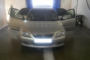 Автомобиль Mazda Familia, хорошее состояние, 2001 года выпуска, цена 210 000 руб., Симферополь