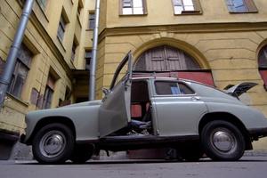 Автомобиль ГАЗ М-20 Победа, отличное состояние, 1954 года выпуска, цена 450 000 руб., Санкт-Петербург