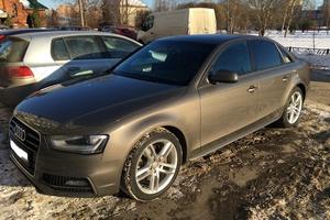 Автомобиль Audi A4, отличное состояние, 2014 года выпуска, цена 1 315 000 руб., Ивантеевка