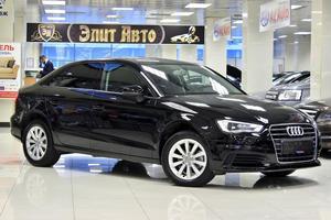 Подержанный автомобиль Audi A3, отличное состояние, 2014 года выпуска, цена 877 777 руб., Москва