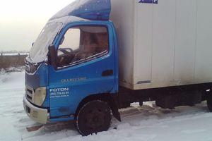 Автомобиль Foton Ollin BJ 1041, отличное состояние, 2007 года выпуска, цена 210 000 руб., Москва
