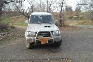 Автомобиль Hyundai Galloper, хорошее состояние, 2000 года выпуска, цена 320 000 руб., Волжский