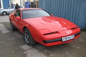 Автомобиль Pontiac Firebird, отличное состояние, 1990 года выпуска, цена 700 000 руб., Екатеринбург
