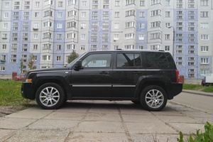 Автомобиль Jeep Patriot, отличное состояние, 2008 года выпуска, цена 535 000 руб., Архангельск