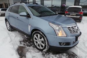 Авто Cadillac SRX, 2013 года выпуска, цена 1 420 000 руб., Москва