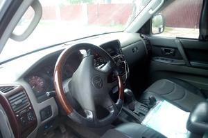 Автомобиль Mitsubishi Montero, отличное состояние, 2002 года выпуска, цена 410 000 руб., Ковров