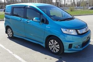 Автомобиль Honda Freed, отличное состояние, 2012 года выпуска, цена 765 000 руб., Абакан