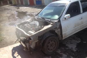 Автомобиль Nissan Sunny, битый состояние, 1992 года выпуска, цена 20 000 руб., Фрязино