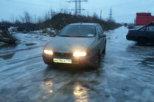 Автомобиль Fiat Brava, хорошее состояние, 1997 года выпуска, цена 35 000 руб., Санкт-Петербург