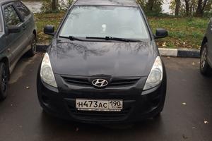 Автомобиль Hyundai i20, хорошее состояние, 2009 года выпуска, цена 350 000 руб., Пушкино