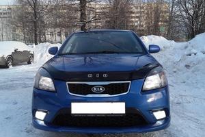 Автомобиль Kia Rio, отличное состояние, 2011 года выпуска, цена 385 000 руб., Москва