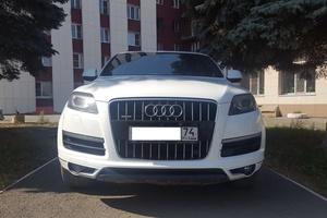 Подержанный автомобиль Audi Q7, отличное состояние, 2011 года выпуска, цена 1 800 000 руб., Челябинск