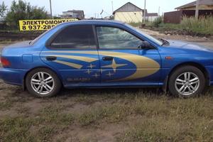 Подержанный автомобиль Subaru Impreza, отличное состояние, 1998 года выпуска, цена 200 000 руб., Набережные Челны