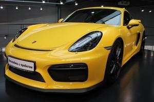 Авто Porsche Cayman, 2016 года выпуска, цена 7 690 000 руб., Москва