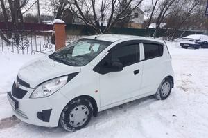 Автомобиль Chevrolet Spark, отличное состояние, 2012 года выпуска, цена 380 000 руб., Серпухов
