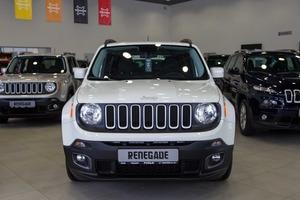 Авто Jeep Renegade, 2016 года выпуска, цена 1 420 000 руб., Москва