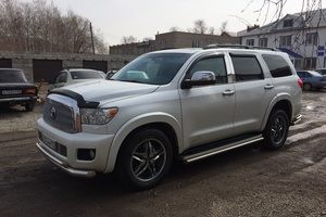 Автомобиль Toyota Sequoia, отличное состояние, 2012 года выпуска, цена 3 300 000 руб., Уфа