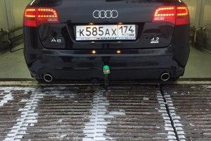 Подержанный автомобиль Audi A6, отличное состояние, 2007 года выпуска, цена 750 000 руб., Челябинск