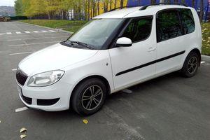 Подержанный автомобиль Skoda Roomster, хорошее состояние, 2012 года выпуска, цена 460 000 руб., Альметьевск