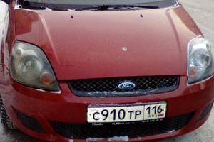 Автомобиль Ford Fiesta, хорошее состояние, 2007 года выпуска, цена 190 000 руб., Казань