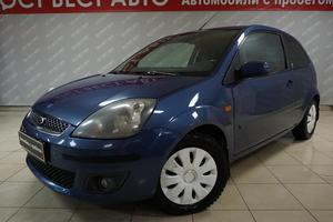 Авто Ford Fiesta, 2007 года выпуска, цена 195 000 руб., Москва