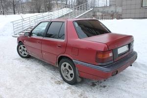 Автомобиль Hyundai Excel, среднее состояние, 1995 года выпуска, цена 70 000 руб., Петрозаводск