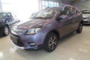 Авто Lifan x50, 2016 года выпуска, цена 561 000 руб., Тюмень