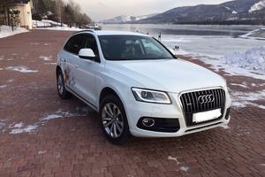 Автомобиль Audi Q5, отличное состояние, 2013 года выпуска, цена 1 680 000 руб., Красноярск